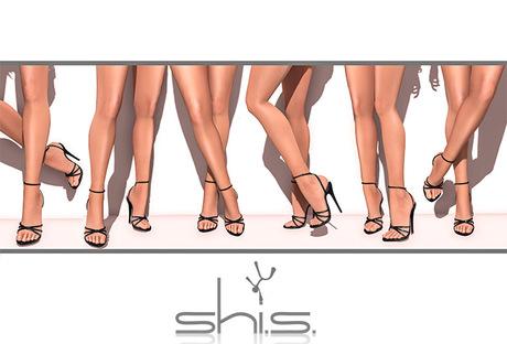 shi.s.poses shoe poses