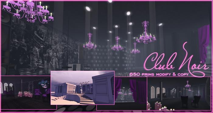Boudoir Club Noir Boudoir