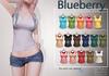Blueberry Koko - Maitreya / Belleza / Slink - Fat Pack