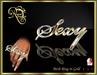 """RJ Mesh """"Sexy"""" Ring (gold)"""