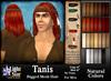 *LightStar-Hair-Tanis-Natural Colors