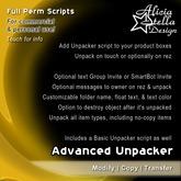Full Perm Scripts - Advanced Unpacker Script