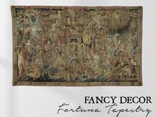 Fancy Decor: Mesh Fortuna Tapestry