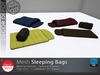 [DD] - FULL PERM  Sleeping Bags