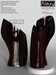 AZOURY - ELOQUENCE Platforms Heels (Black&Red)