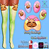 MHC_Bunny Stockings {Open Me}
