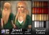 *LightStar-Hair-Jewel-Natural Colors