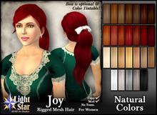 *LightStar-Hair-Joy-Natural Colors
