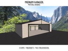 MD Medium Hangar