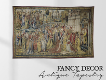 Fancy Decor: Mesh Antique Tapestry II