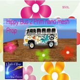 1 prim nano mesh Hippie Bus