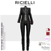 Ricielli - Complete Fitted Look 2