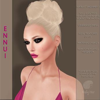 Vanity Hair::Ennui-Happy Pack