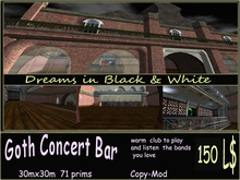 Goth Concert Bar