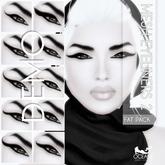 DEMO Oceane - Mesh eyeliners (10x) Box 2