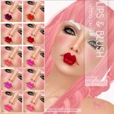 Oceane - Fat Pack Poupee Lips & Blush (10x)