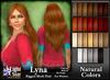 *LightStar-Hair-Lyna-Natural Colors