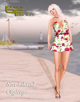 Babele Fashion :: Sea Island Cigliege