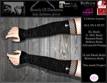 -BOD- Lady Darkness Gloves