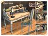 Desk & Chair Alpine ♥ CHEZ MOI