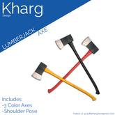 Kharg Design - Lumberjack Axe