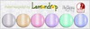 [Lemondrop] Nailpolish - Pastel I for Belleza and Slink