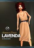 SHEY - Lavenda Casual Dress