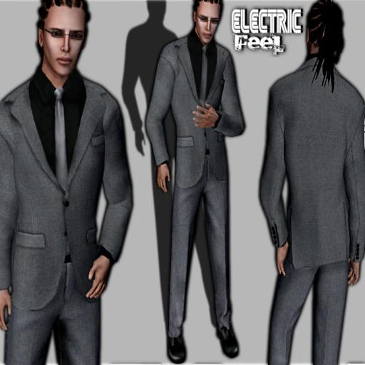 *-*Electric Feel*-* Jim (male mesh suit)