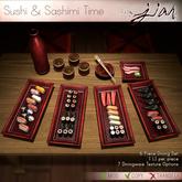 Jian :: Sushi & Sashimi Time
