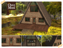 ♥ CHEZ MOI FURNITURES ♥ Cabin Alpine