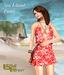 Babele Fashion :: Sea Island Fuoco