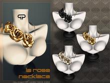 Pure Poison -LaRose Necklace