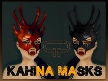 Pure Poison - Kahina Masks - [BOXED]