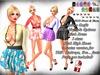 *Aly's Shop* Sydney Outfit HUD Multiple Options + Slink