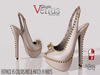 ->VeNuS<>ShOeS<- SHOES GUADALUPA FOR SLINK HIGH FATPACK 45 COLORS