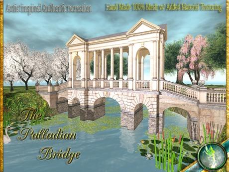 {GF} ~ The Palladian Bridge