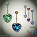 Lazuri viva la diva earrings 2