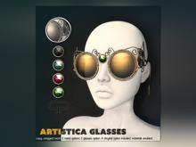Pure Poison - Artistica Glasses
