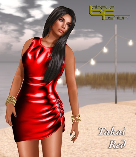Babele Fashion :: Takai Red