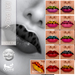 Outlet Oceane - Fat Pack Jungle Cat Lipsticks Lelutka