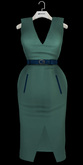 .::Loovus::. Dandridge Dress Lucite