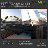 DCL CONCEPT Mini Club - Perfect Club, Entertainment area, Access Point