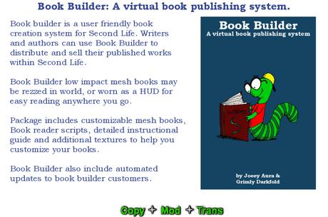 Book Builder Publishing System