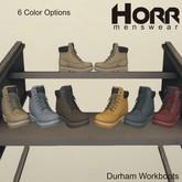 -HORR- Mesh Durham Workboots [BOXED]