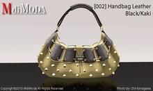 MdiModa - [002] Handbag Black/Kaki