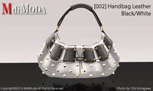 MdiModa - [002] Handbag Black/White