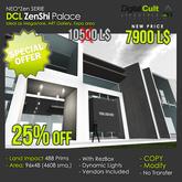 DCL ZenShi Palace Megastore