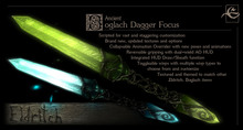 .Eldritch. Ancient Boglach Dagger