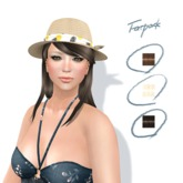 Straw Hat Sunny - Fatpack - (rigged mesh)
