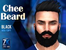 Chee Beard Black - ZK
